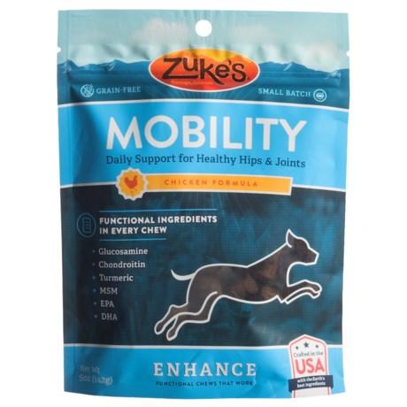 Zuke's Zuke's Enhance Mobility Chicken Formula Dog Treats - 5 oz.