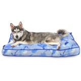 """Cynthia Rowley Ever Blossoms Rectangle Dog Bed - 28x40"""""""