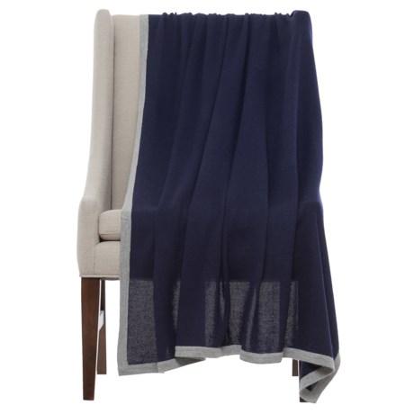 """Alicia Adams Alpaca Alicia Adams Baby Alpaca Throw Blanket - 51x71"""""""