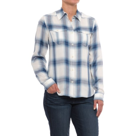 Pendleton Erin Soft Plaid Shirt - Long Sleeve (For Women)