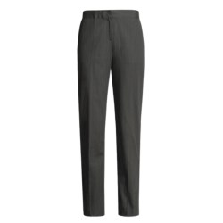 Madison Hill Pinstripe Pants - Stretch Cotton (For Women)