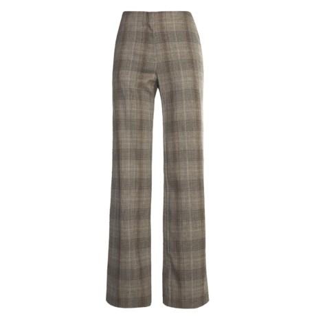 Madison Hill Glen Plaid Pants - Heathered (For Women)