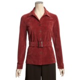 Madison Hill Travel Jacket - Belted (For Women)