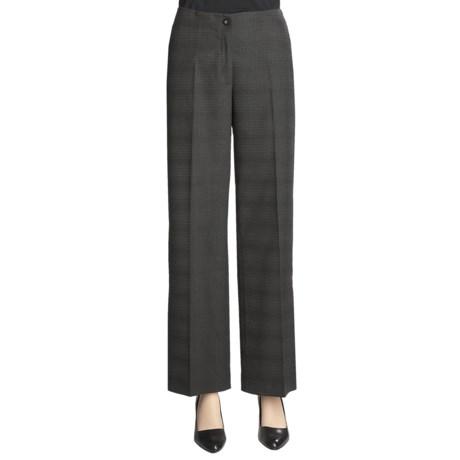 Madison Hill Ombre Glen Plaid Pants (For Women)
