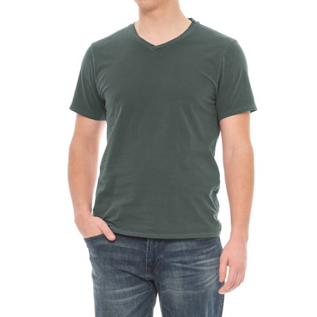 Threads 4 Thought Standard T-Shirt - V-Neck, Short Sleeve (For Men)