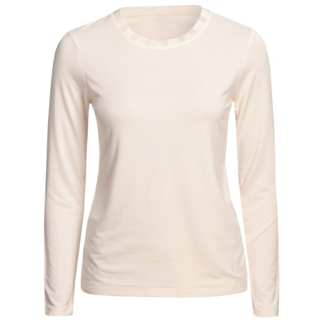 Renuar Stretch Shirt - Long Sleeve (For Women)