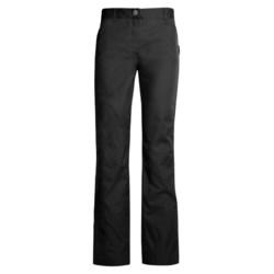 Renuar Paris Narrow Leg Pants - Stretch Cotton (For Women)