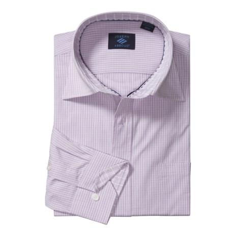 Joseph Abboud Cotton Sport Shirt - Spread Collar, Long Sleeve (For Men)