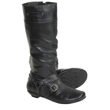 Born Cecelia Boots - Leather (For Women)