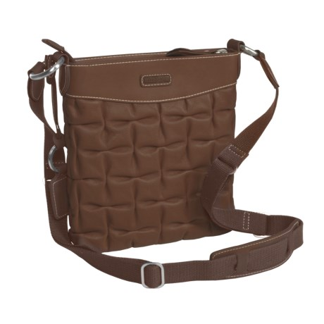 Ellington Hannah Crossbody Purse - Matte Italian Leather