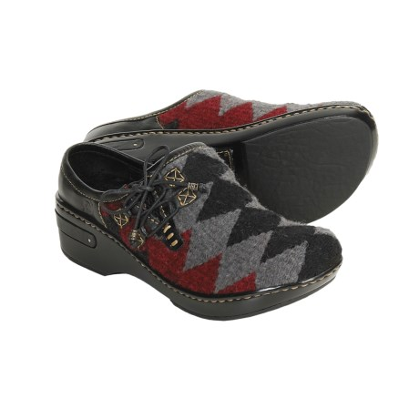 Born Mattie Wool Clogs (For Women)