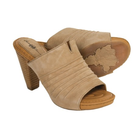 Born Damsel Shoes - Suede (For Women)