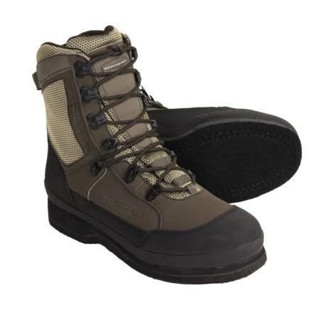 Redington CPX Wading Boots - Nubuck-Cordura®, Felt Sole (For Men and Women)