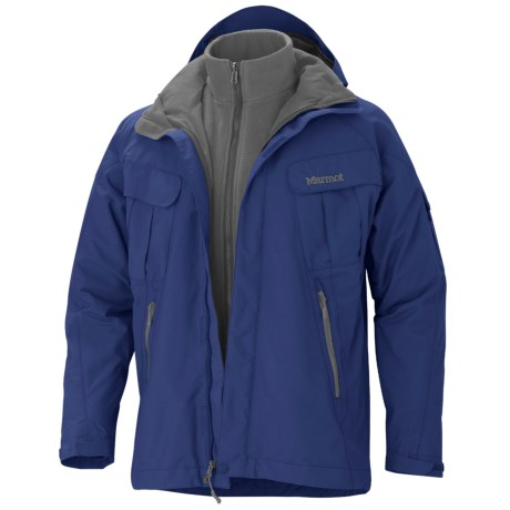 Marmot Frontside Component Jacket - Waterproof, Removable Liner (For Men)