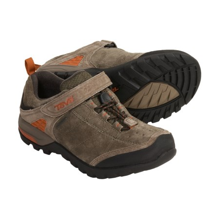 Teva Riva Shoes - Waterproof, Suede (For Kids and Youth)