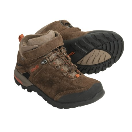 Teva Riva Mid Hiking Boots - T.I.D.E. Waterproof (For Kids and Youth)