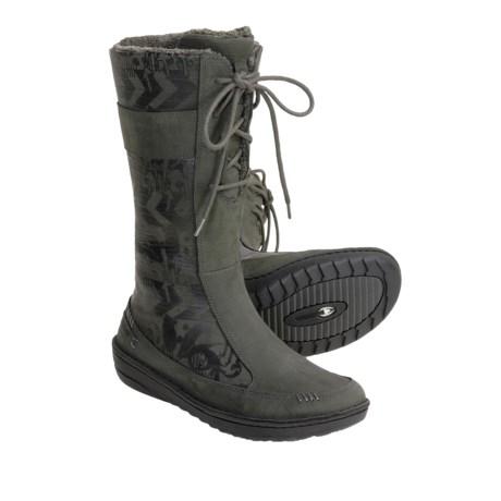 Teva Kiru Boots - Nubuck (For Women)