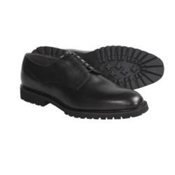 Eduardo G. Sussex Blucher Shoes - Leather, Plain Toe (For Men)