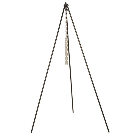 "Lodge Camp Tripod - 60"", Hot-Rolled Steel"