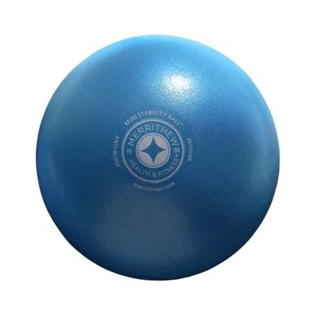 Stot Pilates Stott Pilates Merrithew Mini Stability Ball - Small