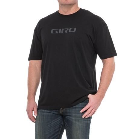 Giro Geo Tech T-Shirt - Cotton Blend, Short Sleeve (For Men)