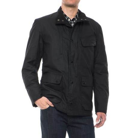 Barbour X Land Rover Tipalt Jacket - Waxed Cotton (For Men)