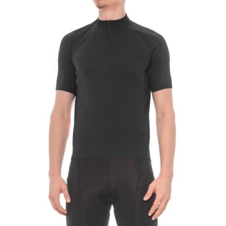 Giro Chrono Sport Cycling Jersey - Zip Neck, Short Sleeve (For Men)