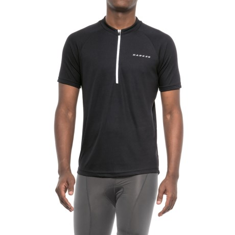 Dare 2b Prelation Cycle Jersey - Zip Neck, Short Sleeve (For Men)