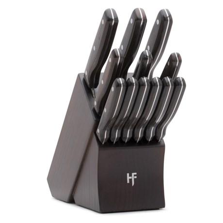 Hampton Forge Norwood Knife Block Set - 13-Piece