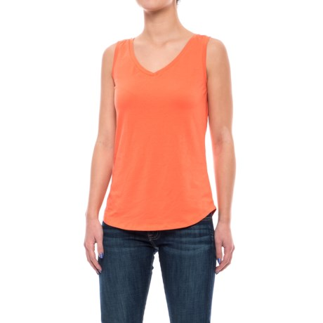 Royal Robbins Active Essential Tank Top - UPF 50+, V-Neck (For Women)