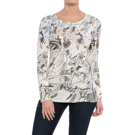 Krimson Klover En Pointe Shirt - Long Sleeve (For Women)