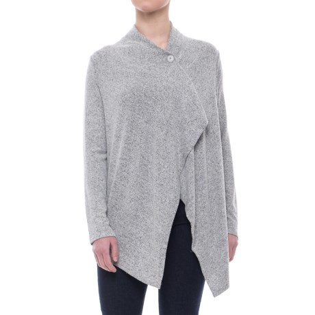 B Collection by Bobeau Signature One-Button Cardigan Sweater (For Women)