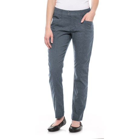 Royal Robbins Herringbone Discovery Pencil Pants - UPF 50+ (For Women)