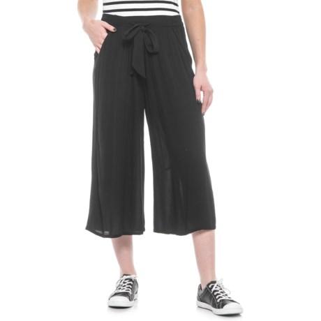 B Collection by Bobeau Lorita Cropped Pants (For Women)