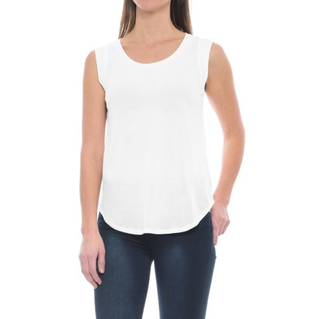 B Collection by Bobeau Iris Muscle T-Shirt - Sleeveless (For Women)