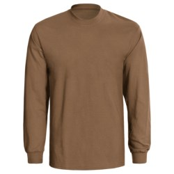 Hanes Tagless® T-Shirt - Long Sleeve (For Men and Women)