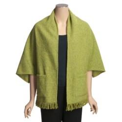 Weave of the Irish Pocket Wrap (For Women)