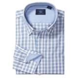 Joseph Abboud Cotton Sport Shirt - Long Sleeve (For Men)
