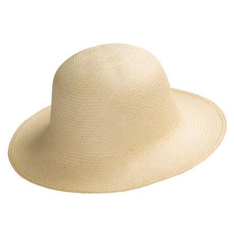 Pantropic Baby Panama Hat - Hand Woven (For Little Boys and Girls)