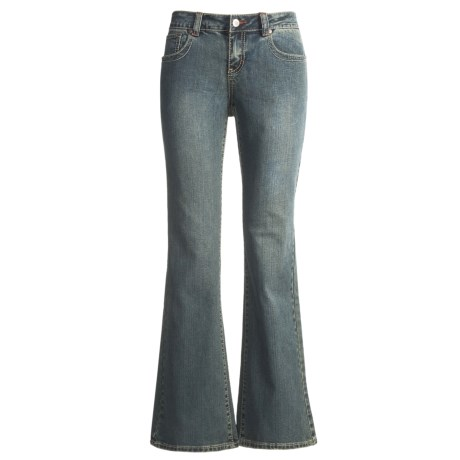 Ryan Michael Grace Classic Jeans - Flared Leg (For Women)