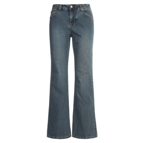 Ryan Michael Elly Jeans - Flared Leg (For Women)