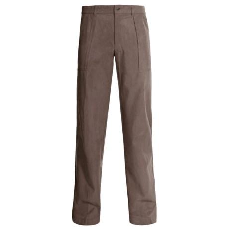 Bugatchi Uomo Silk-Cotton Pants (For Men)