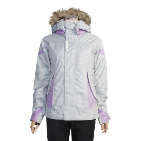 Oakley Checka Ski Jacket - Waterproof, Insulated (For Women)