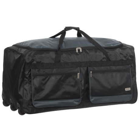 Overland Travelware Wheeled Duffel Bag - 36""