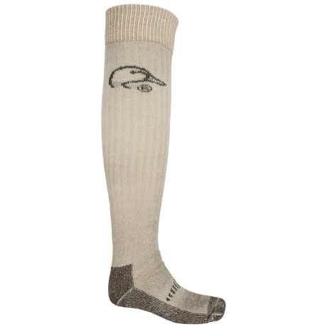 Ducks Unlimited Wader Socks - Merino Wool Blend, Over the Calf (For Men)