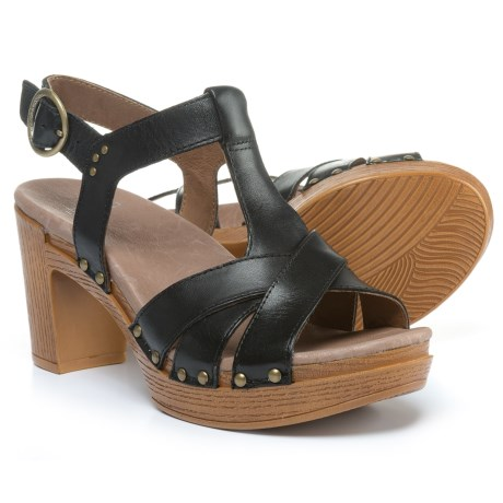 Dansko Daniela Sandals - Leather (For Women)