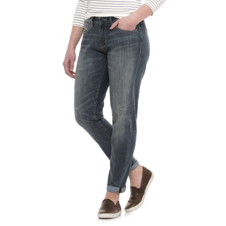 Dish dish denim CoolMax® Relaxed Skinny Jeans (For Women)