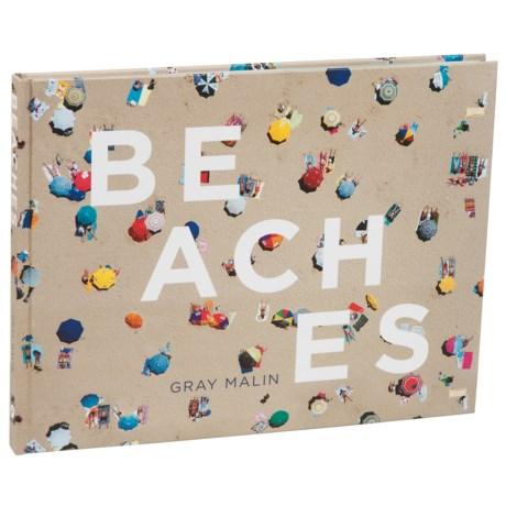 Abrams Gray Malin's Beaches Photography Book - Hardcover