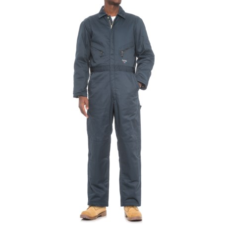 Walls Classic Hip-Zip Coveralls - Insulated (For Men)