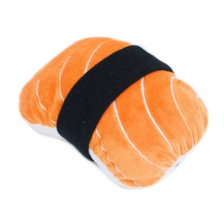 ZippyPaws Nomnomz Sushi Dog Toy - Squeaker
